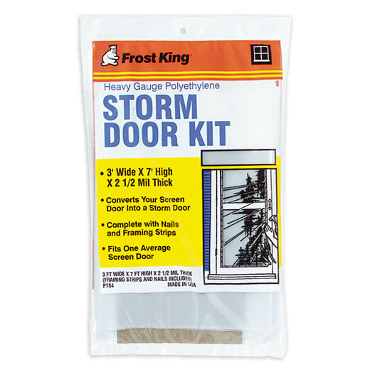 Poly Storm Window & Door