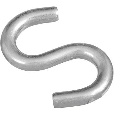 National 2 In. Zinc Heavy Open S Hook (2 Ct.)