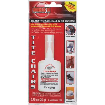 WONDERLOK 'EM 0.70 Oz. Chair Joint Adhesive
