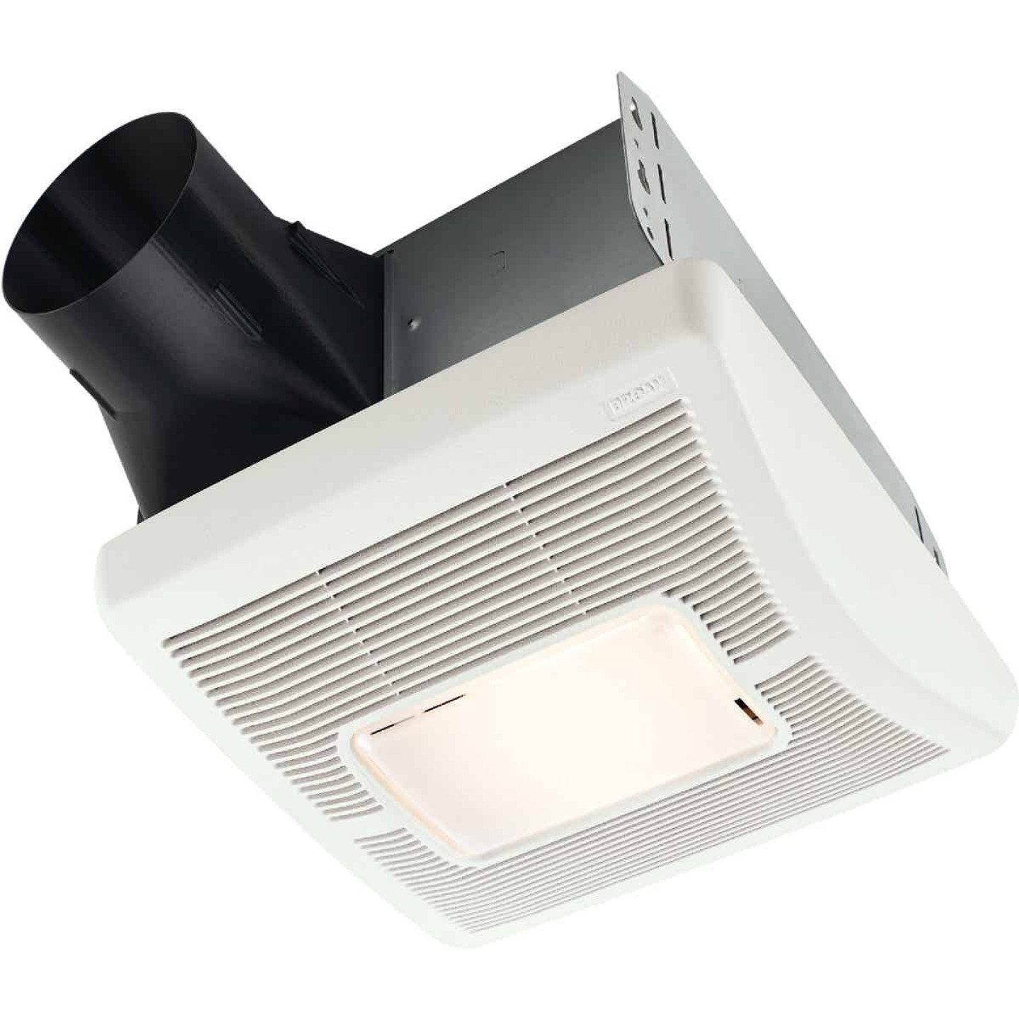 Broan 110 CFM 1.3 Sones 120V Bath Exhaust Fan with Light Image 1