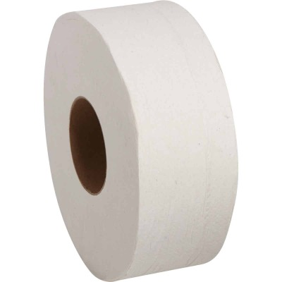 Nova Commercial Dispenser Toilet Paper (12 Jumbo Rolls)